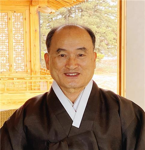 Juksan Hwang Do-gook was appointed the leader of Won Buddhism centers in the Americas on Jan. 12. (Won Buddhism)