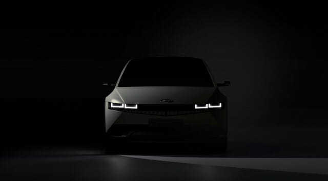 Hyundai Motor's first all-electric model Ioniq 5 (Hyundai Motor Group)
