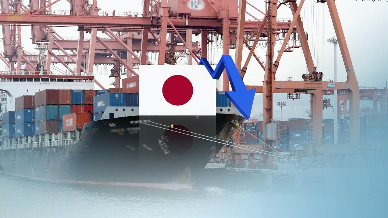 South Korean exports to Japan (Yonhap)