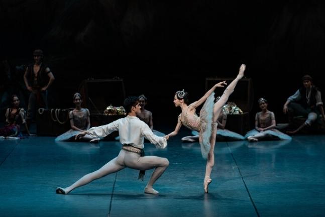 """Le Corsaire"" (Korea National Ballet)"