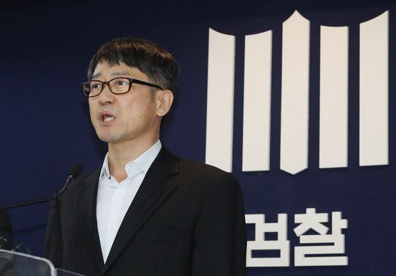 Lim Gwan-hyeok, the special investigation unit's chief prosecutor (Yonhap)