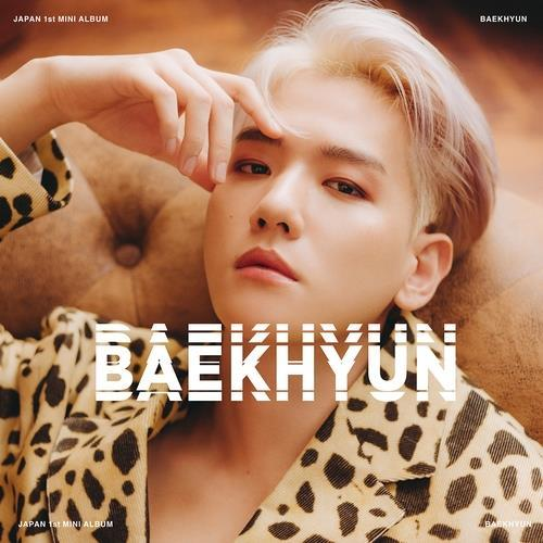 This image, provided by SM Entertainment, shows the cover photo of EXO member Baekhyun's first Japanese solo album to be released on Wednesday. (SM Entertainment)