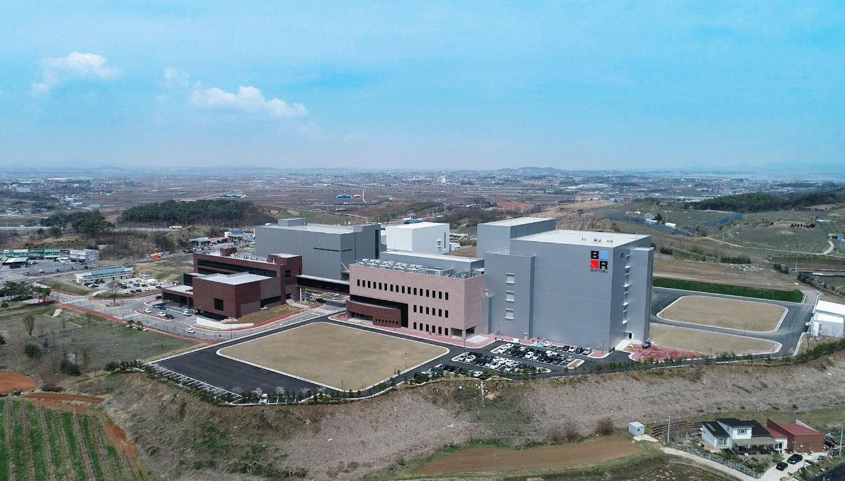 Boryung Pharmaceutical`s Yesan Plant (Boryung Pharmaceutical)