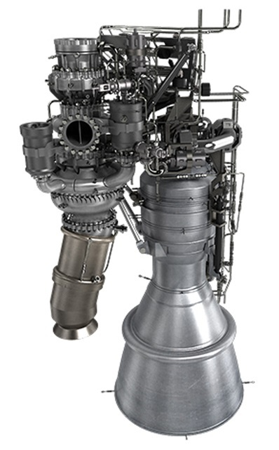 Hanwha Aerospace's liquid rocket engine (Hanwha Aerospace)