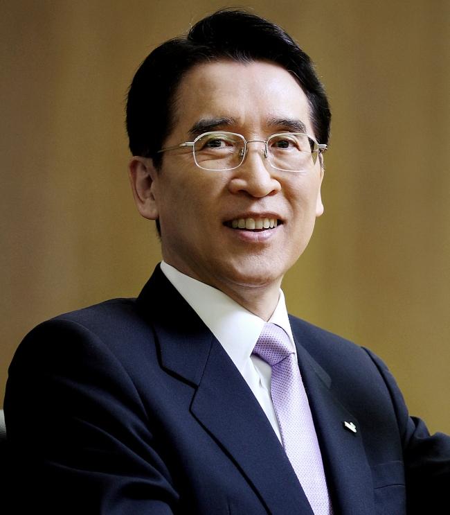 Kyobo Life Insurance Chairman Shin Chang-jae (Kyobo Life Insurance)