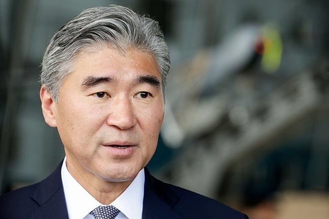 Former US ambassador to South Korea Sung Kim (Yonhap)