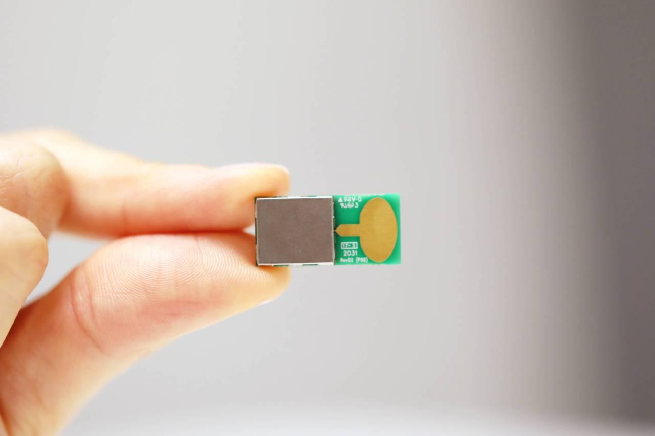 A 'Digital Car Key Module' developed by LG Innotek (LG Innotek)