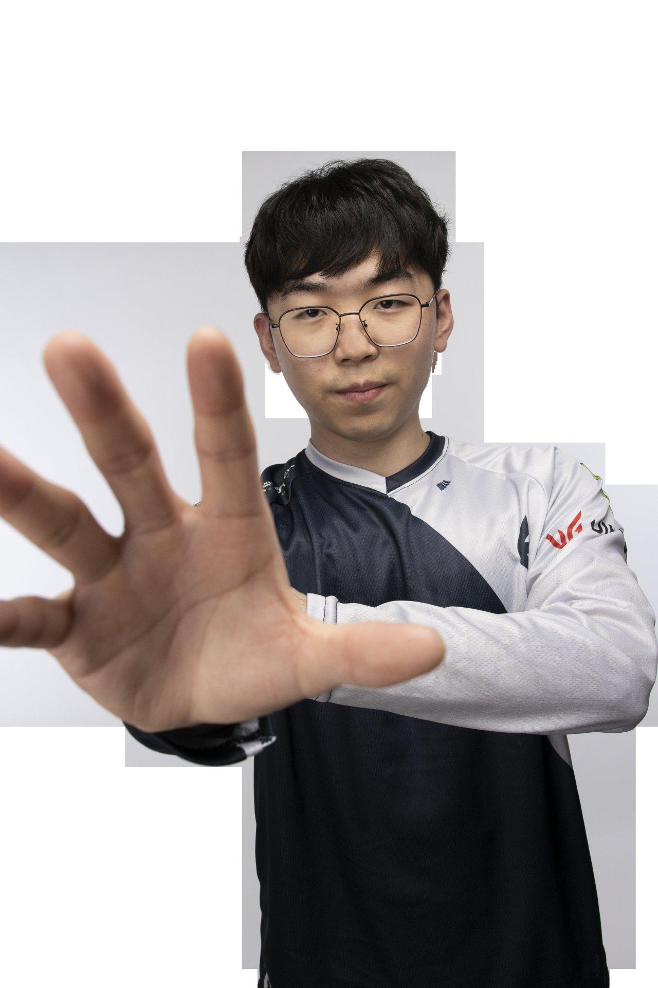 """Lee """"Ignar"""" Dong-geun (Evil Geniuses)"""