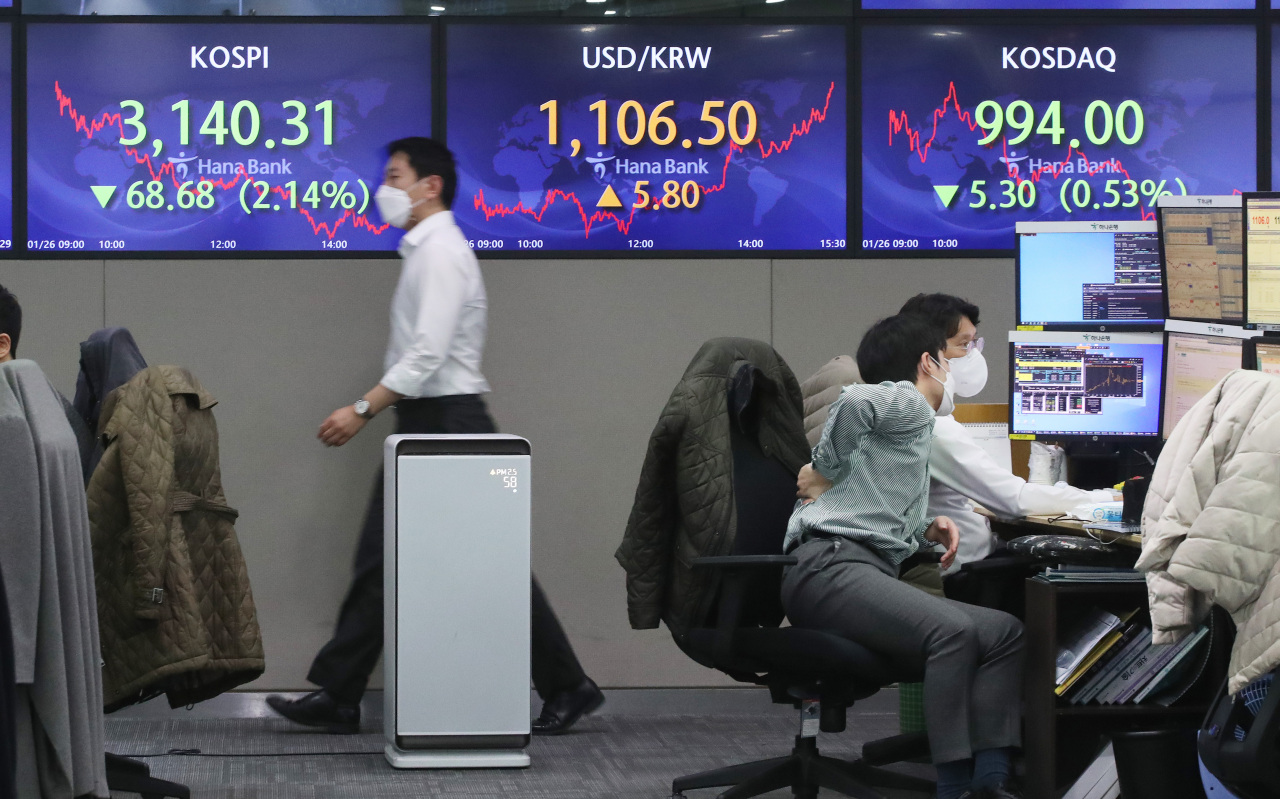 South Korea's 4Q GDP beats expectations, poised for strong 2021 rebound