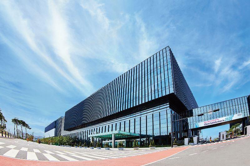 Samsung Biologics' plant No. 3 (Samsung Biologics)