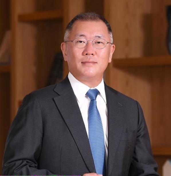 Chairman Chung Euisun (Hyundai Motor Group)