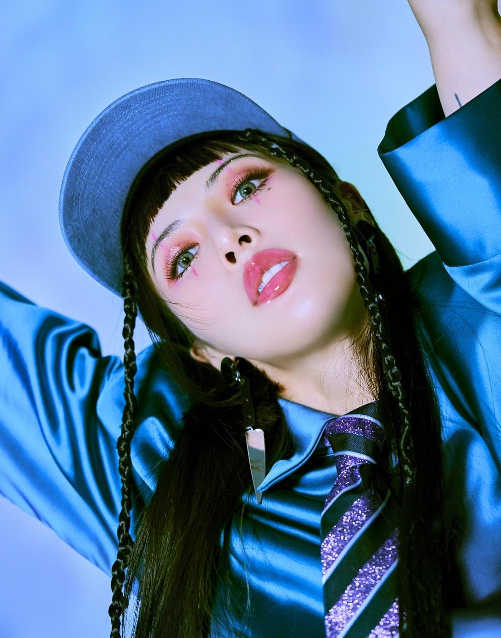 HyunA (P Nation)