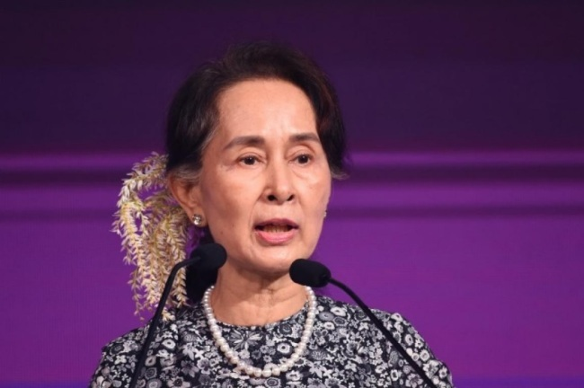 France calls on Myanmar military to release Suu Kyi, respect election results
