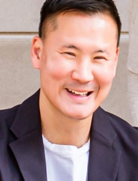 Nicholas Kim, the newly named global chief strategy officer of Innocean Worldwide. (Innocean Worldwide)