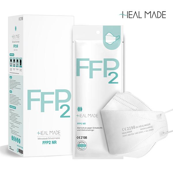 Healmade's FFP2 masks (IK HealMade)