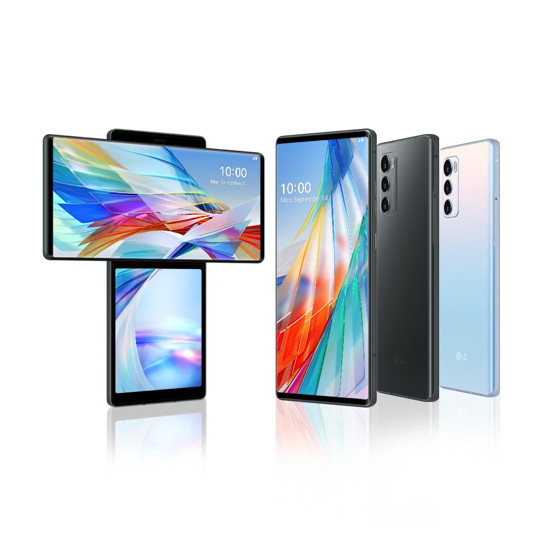 LG Wing (LG Electronics)