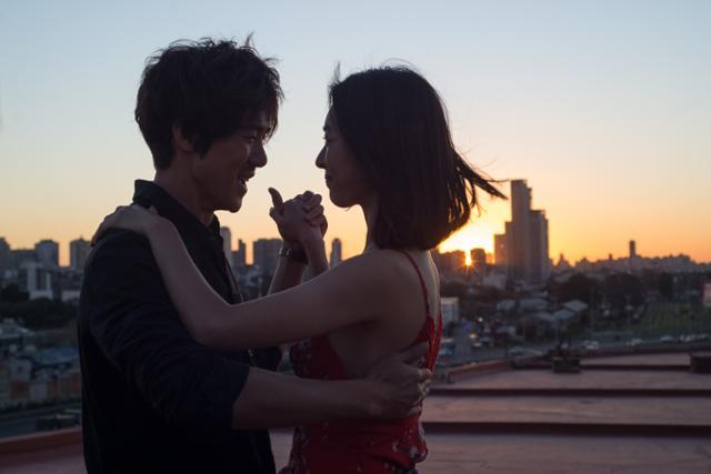 """A scene from """"New Year Blues,"""" shot in Argentina (Acemaker Movieworks)"""