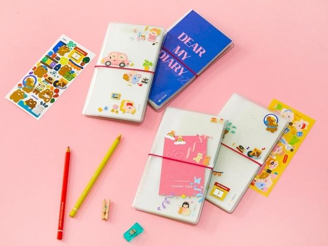Diary kits (Hot Tracks)