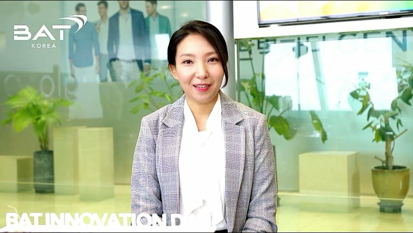 Head of Offline Activation at BAT Korea Yu Jung-min (BAT Korea)