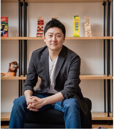 Managing Director of Spotify Korea David Park (Spotify)