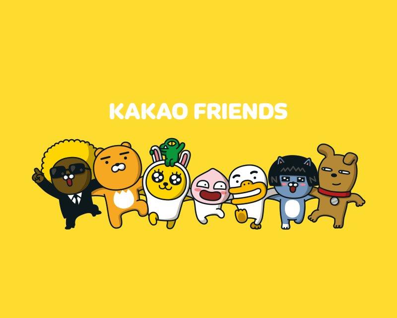 (Courtesy of Kakao Friends)