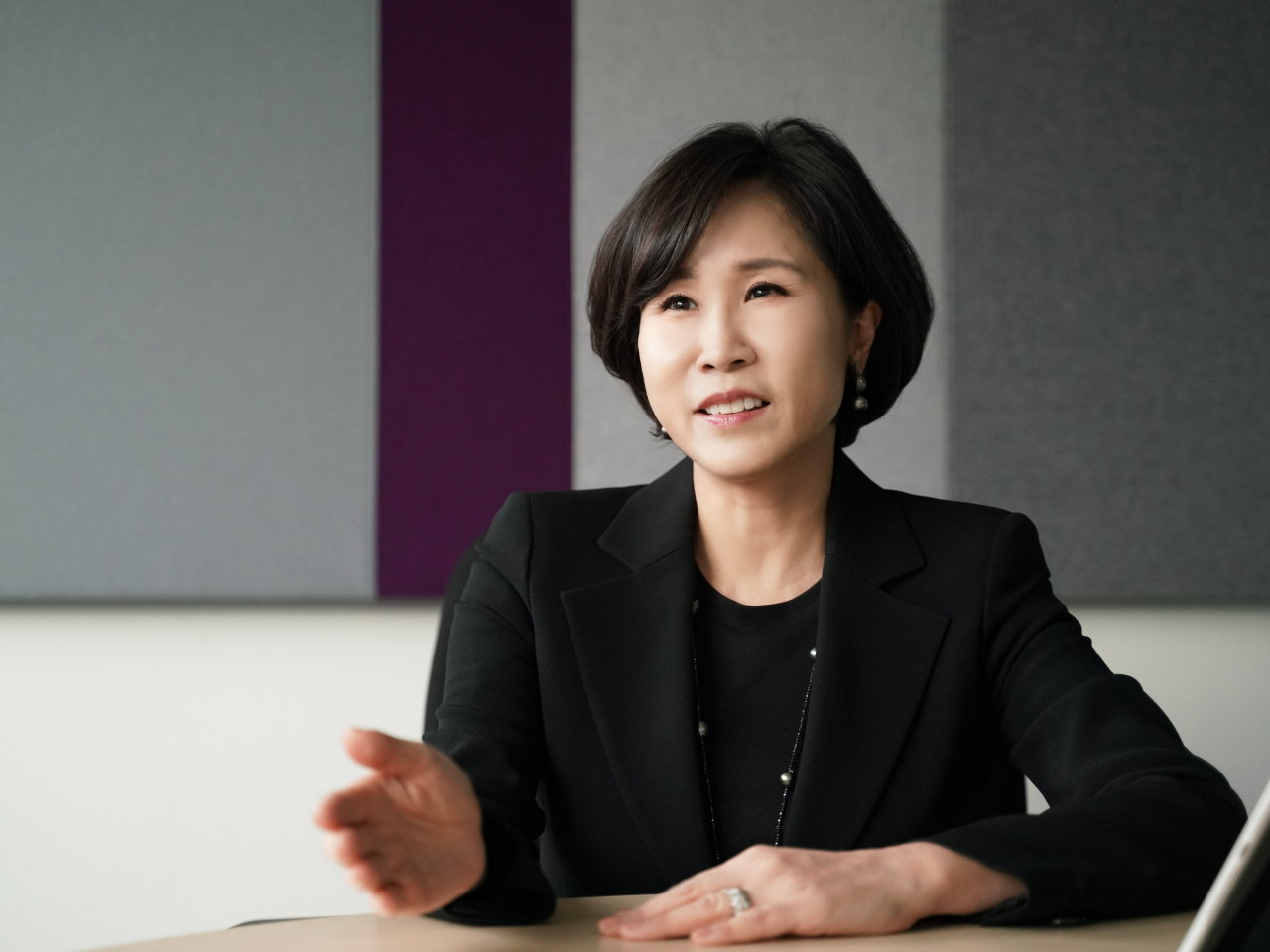 Citibank Korea CEO Yoo Myung-soon (Citibank Korea)