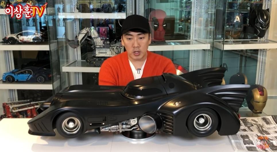 Comedian YouTuber Lee Sang-hun (YouTube)