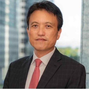Um Woo-chong, new managing director general for the ADB (Ministry of Economy and Finance)