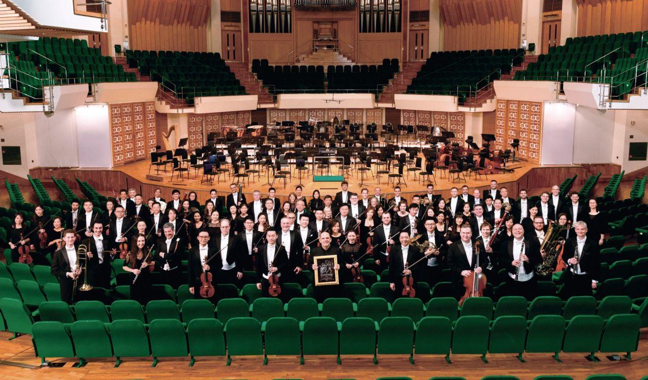 The Hong Kong Philharmonic Orchestra (Sejong Center)