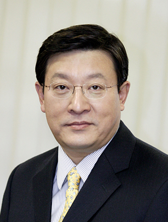 Huh Tae-soo, the chairman of GS Group, (GS Group)