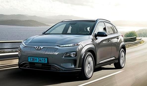 Kona EV (Hyundai Motor)