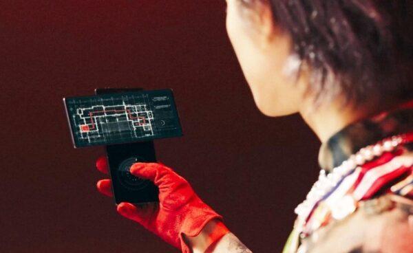 LG's last smartphone LG Wing (LG Electronics)