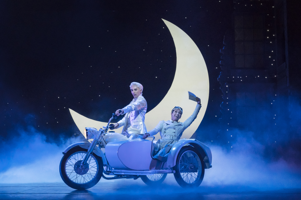 "A scene from ""Cinderella"" by Matthew Bourne (LG Arts Center)"
