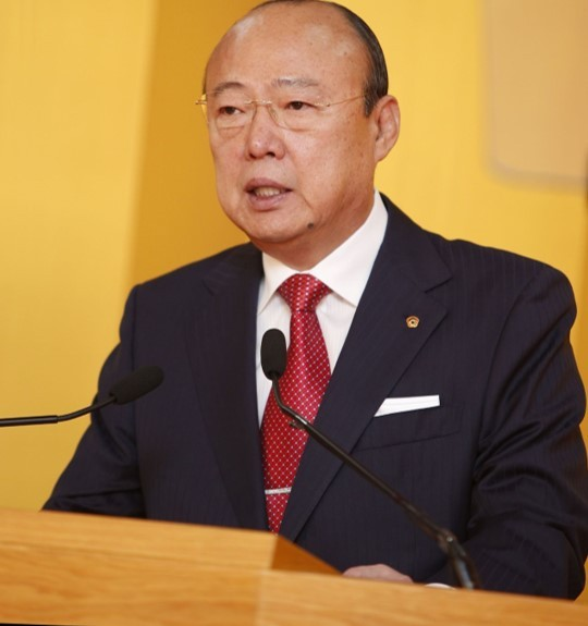 Hanwha Group Chairman Kim Seung-youn (Hanwha Group)