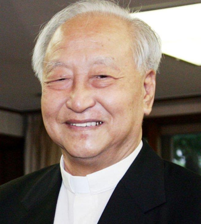 Cardinal Nicholas Cheong Jin-suk