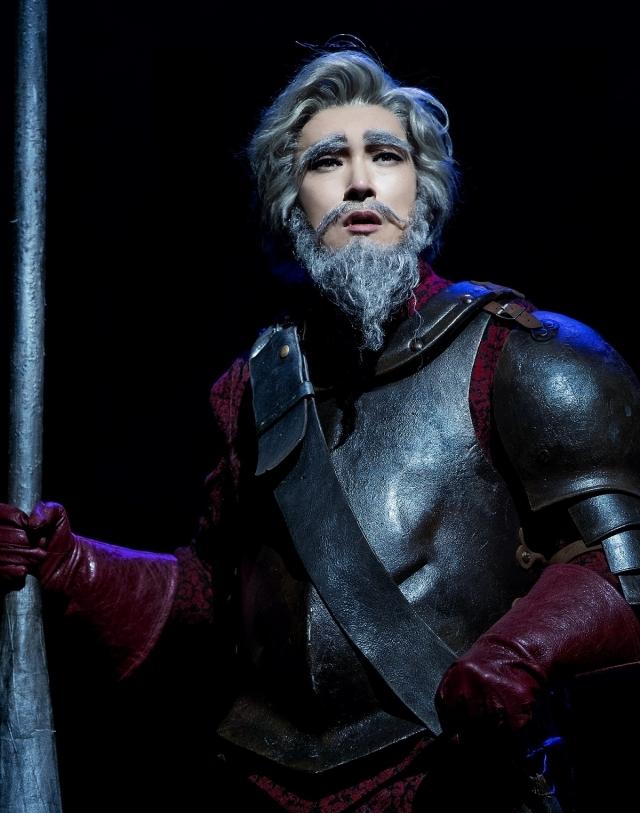 "Cho Seung-woo stars in ""Man of La Mancha."" (OD Company)"