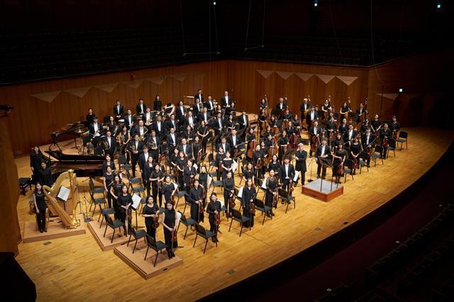 Gyeonggi Philharmonic Orchestra (Seoul Arts Center)