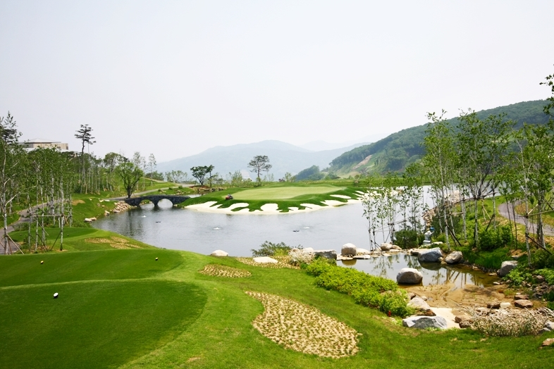 A view of Golfzon County Anseong Q (Courtesy of Anseong Q)