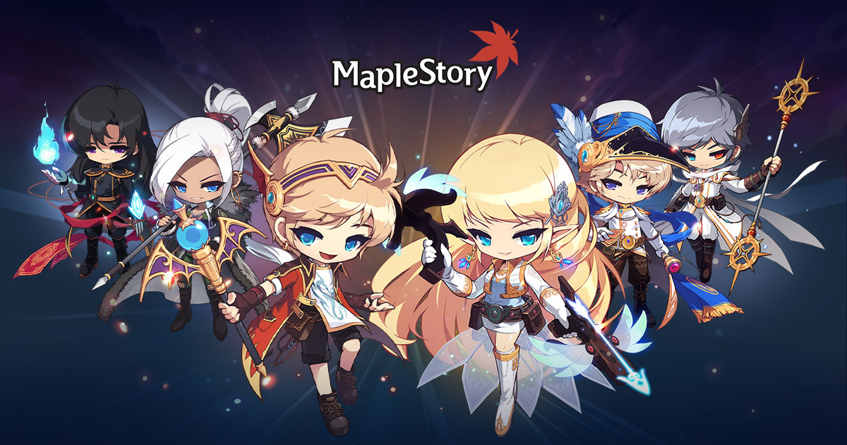 Nexon's role-playing game MapleStory (Nexon)