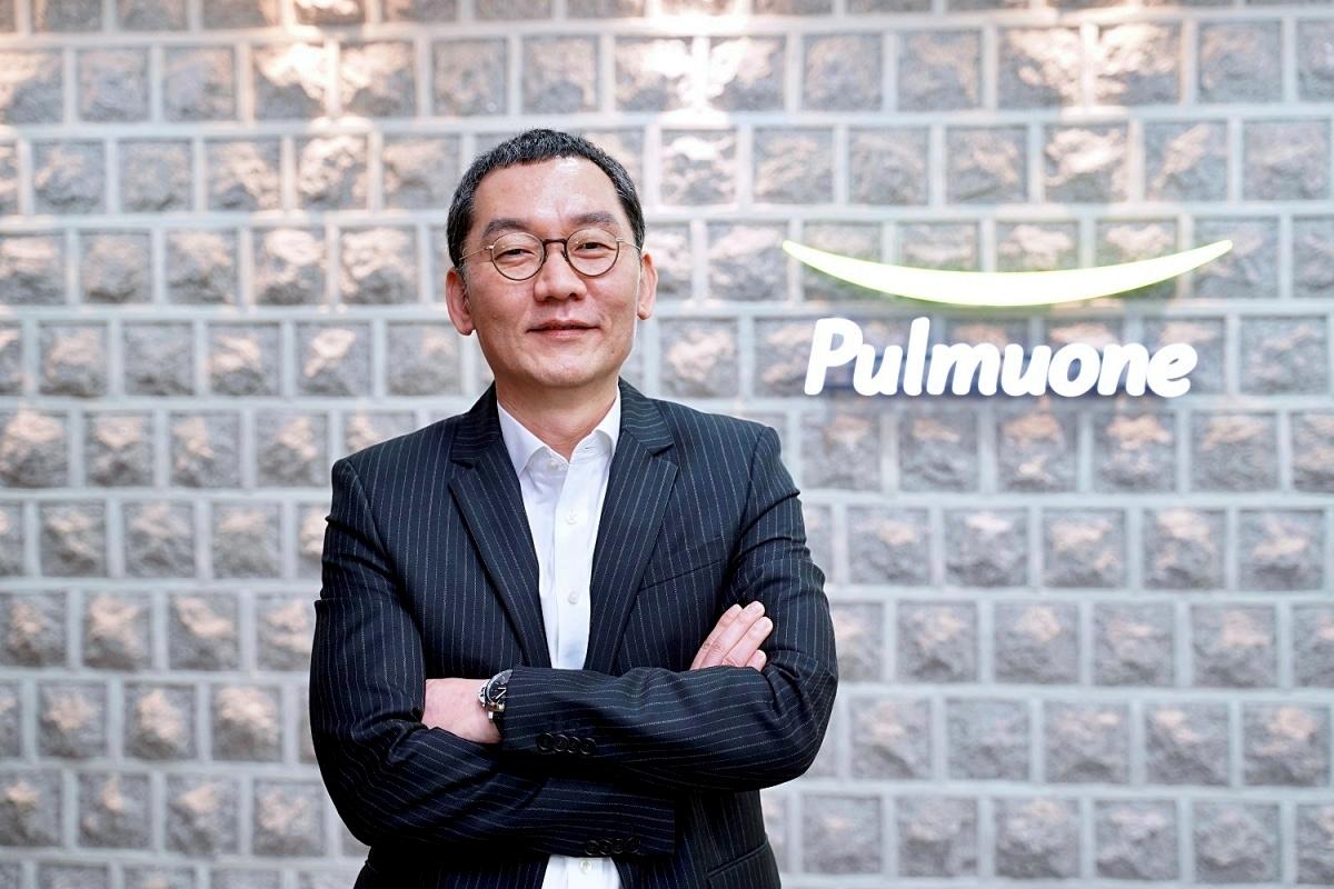 New CEO of Pulmuone Foods Kim Jin-hong (Pulmuone)