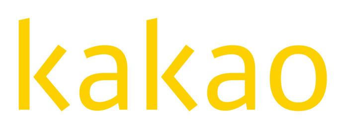 Corporate logo of Kakao (Kakao)
