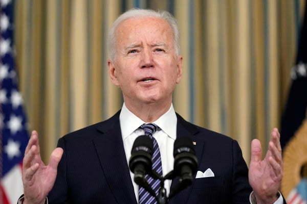 US President Joe Biden (Yonhap)