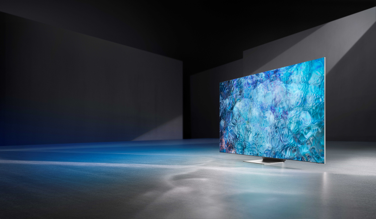 Samsung Electronics' Neo QLED TV (Samsung Electronics)