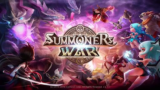 Com2uS' mobile game Summoners War Sky Arena (Com2uS)