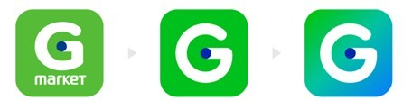 Gmarket app icons (eBay Korea)