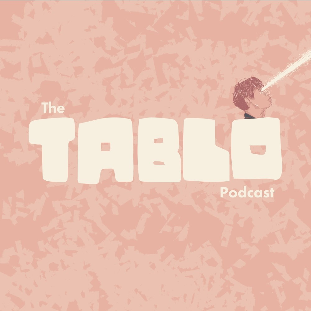 The Tablo Podcast cover image (Dive Studios website)