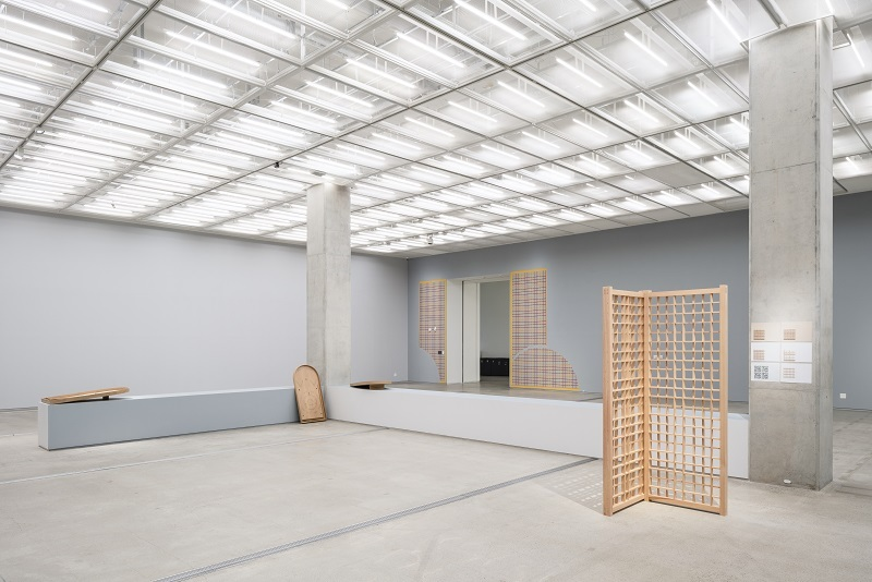 "Installation view of ""Dong Dong Dari Gori"" by Lee Seul-gi (MMCA)"