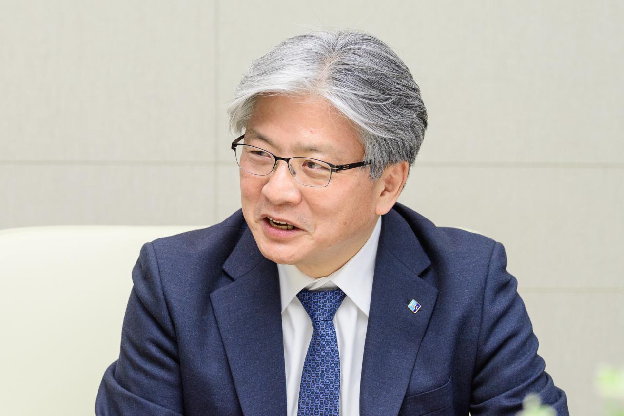 IBK Securities CEO Suh Byung-ki (IBK Securities)