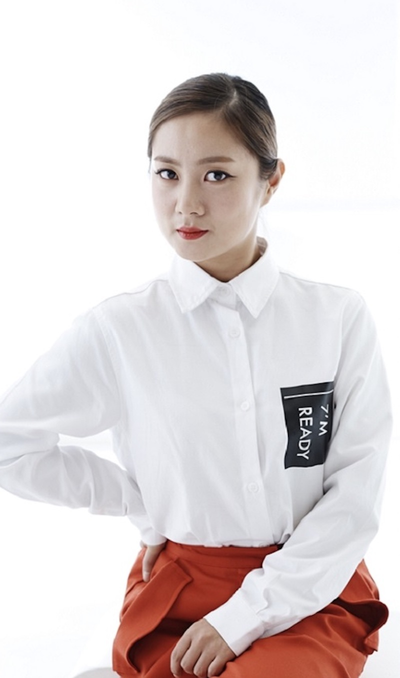Comedian Park Na-rae (JDB Entertainment)