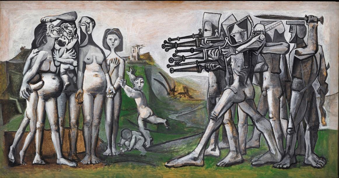 1951 Massacre in Korea - Picasso
